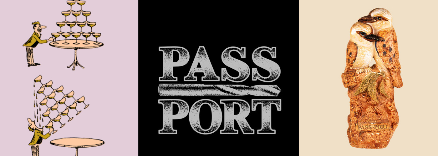 Pass~Port - Decks and Apparel
