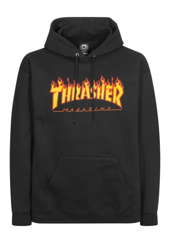 Hooded Thrasher Flame