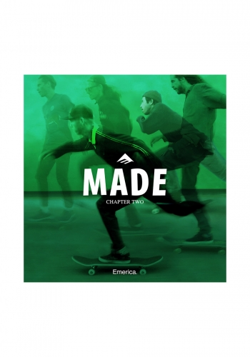 DVD Emerica Made Chapter 2