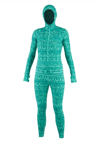 (w) Thermal Airblaster Classic Ninja Suit Wild Tribe