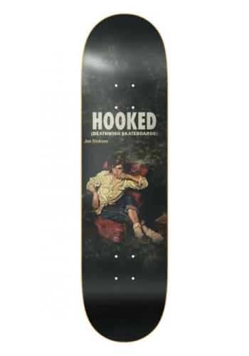 Deck Deathwish Hooked Dickson 8.1