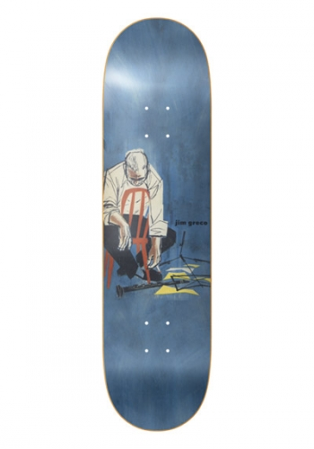 Deck Deathwish The Blues Greco 8.2