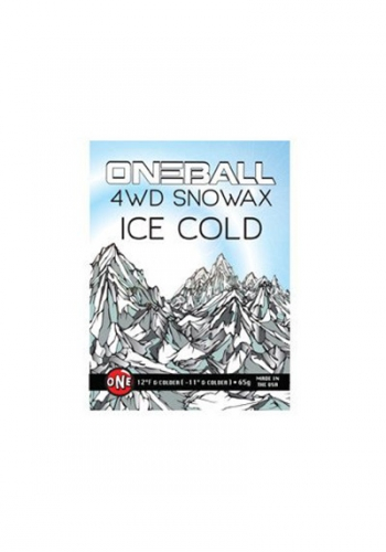 Snow Wax Oneball 4WD Ice