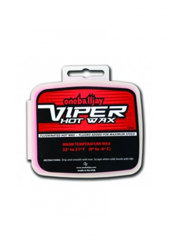 Snow Wax Oneball Viper Hot Wax Warm