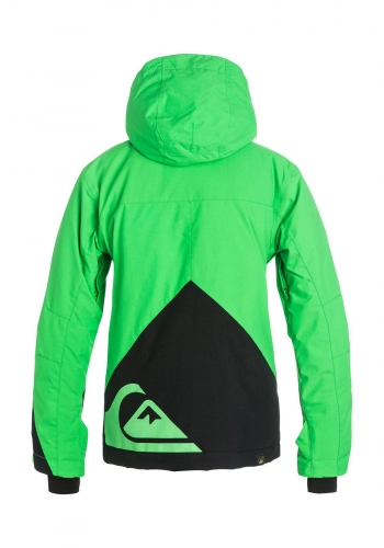 (y) Snow Jacke Quiksilver Mission Colorblock