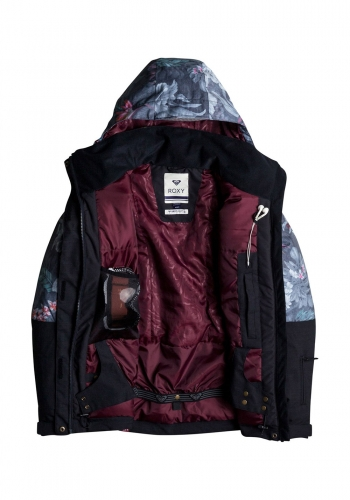 (w) Snow Jacke Roxy Jetty Block