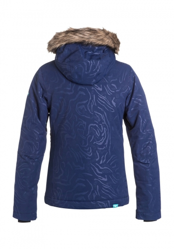 (y) Snow Jacke Roxy Jet Ski Girl Solid