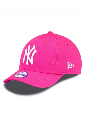 (y) Cap New Era NY 9Forty Child Pink