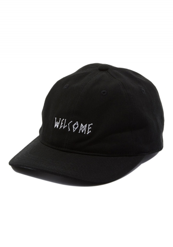 Cap Welcome Scrawl Unstructed