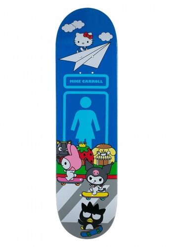Deck Girl Carroll Sanrio World 8.375