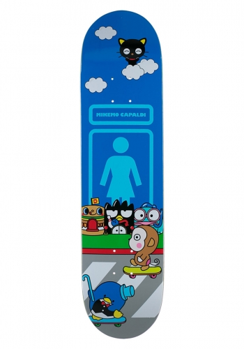 Deck Girl Capaldi Sanrio World 7.875