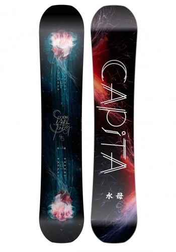 (w) Snowboard Capita Space Metal Fantasy 145