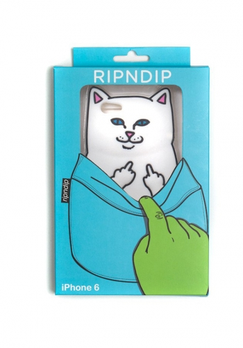 Case RIP N DIP Lord Nermal I Phone 6/6S Plus