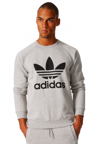 Sweat Adidas Original Trefoil Crew