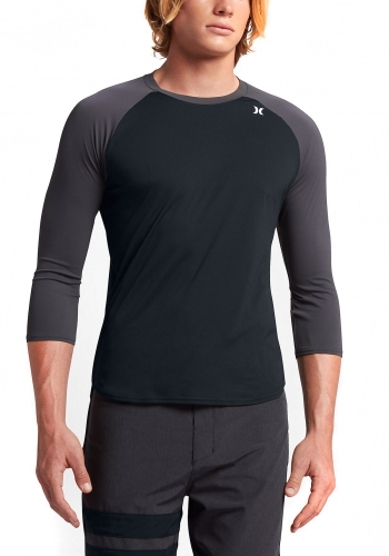 Longsleeve Hurley Icon 3/4 Surf Dri-Fit