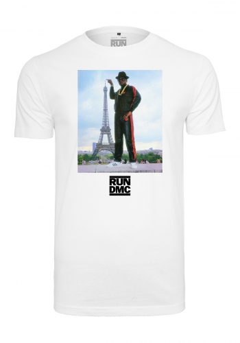 T-Shirt Mister Tee Run DMC Paris