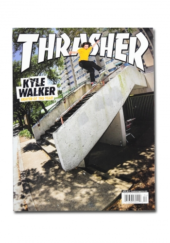 Mag Thrasher April 2017