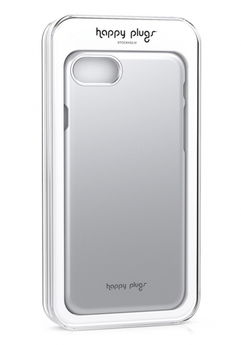 Case Happy Plugs iPhone 7 Slim Silver