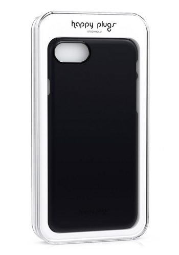 Case Happy Plugs iPhone 7 Slim Sapphire Black
