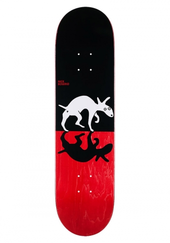 Deck Polar Sneaking Dog Wood Stain 8.125