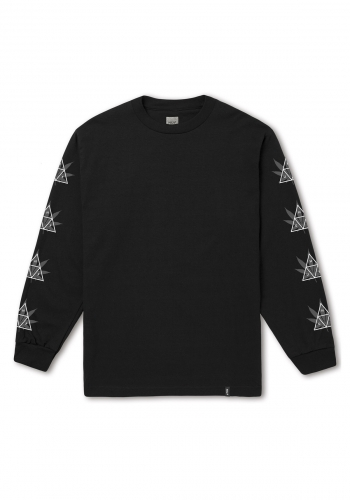 Longsleeve HUF 420 Triple Triangle