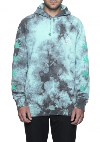 Hooded HUF 420 Overdyed Plantlife