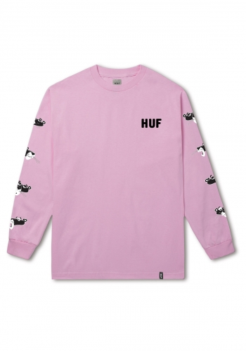 Longsleeve HUF Pink Panther Heads
