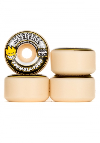Wheel Spitfire F4 Conical Yellow 54mm