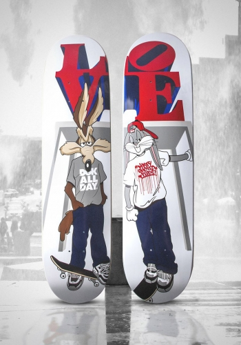 Deck DGK Love Limited 8.06