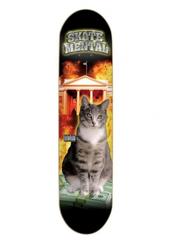 Deck Skate Mental No Limit 8.25