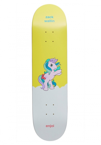 Deck Enjoi Wallin My Little Pony R7 8.0