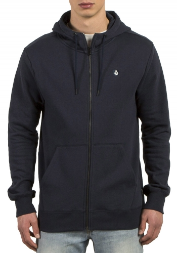 Zip Hooded Volcom Single Stone