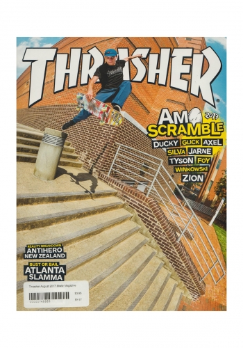Mag Thrasher August 2017