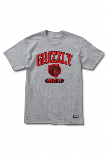 T-Shirt Grizzly Halftime