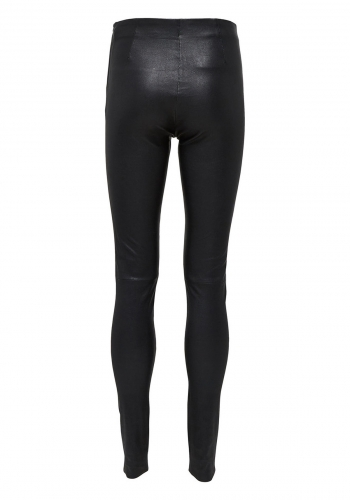 (w) Pant Selected Sylvia Stretch Leather Legging