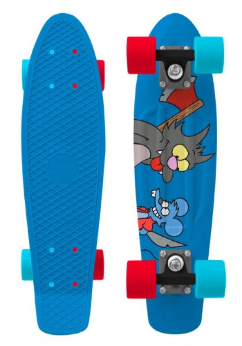 Komplett Cruiser Penny Itchy & Scratchy 22