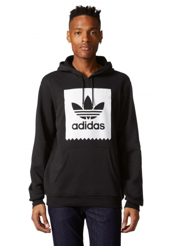 Hooded Adidas Solid BB