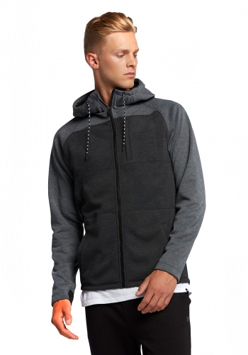 Zip Hooded Hurley Therma Protect Plus