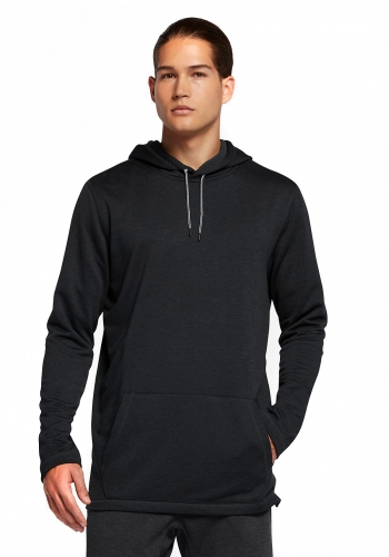 Hooded Hurley Solar Dri Fit