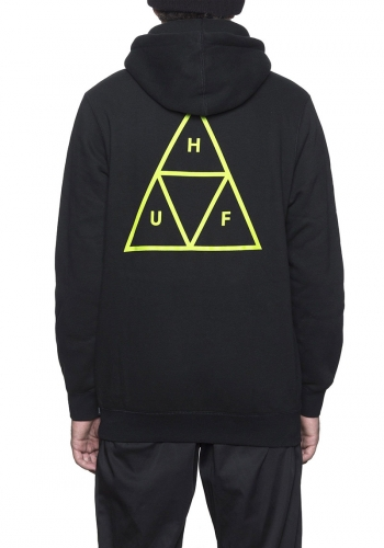 Hooded Huf Triple Triangle