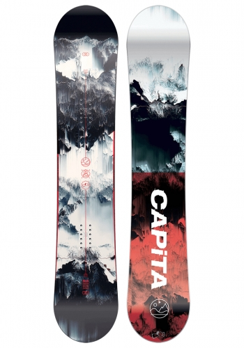 Snowboard Capita Outerspace Living 154