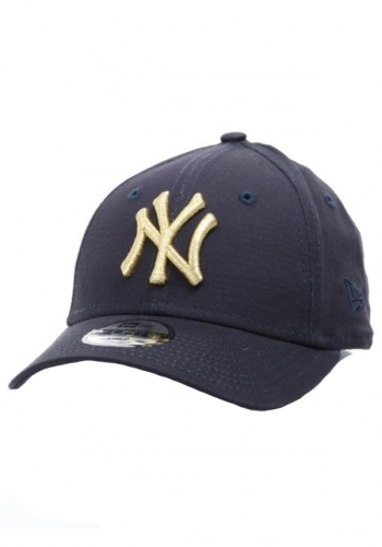 (y) Cap New Era Golden 9Forty NY Infant