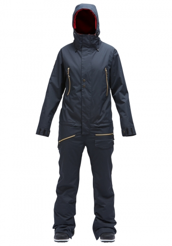 (w) Snow Overall Airblaster Insulated Freedom Suite