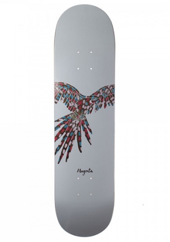 Deck Magenta Feather Parrot 8.25
