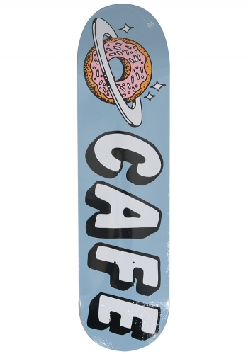 Deck Skateboard Cafe Planet Donut 8.1