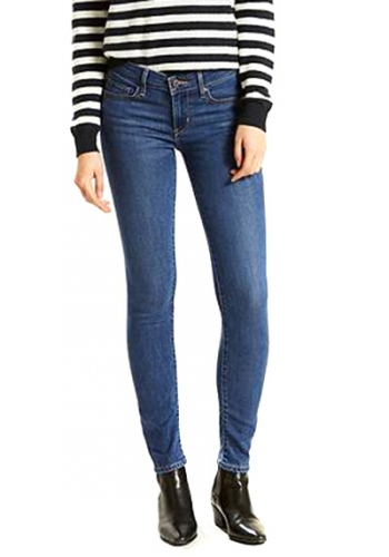 (w) Jeans Levi's® 711 Skinny Escape Artist