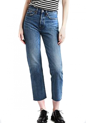 (w) Jeans Levi's® Wedgie Fit Straight