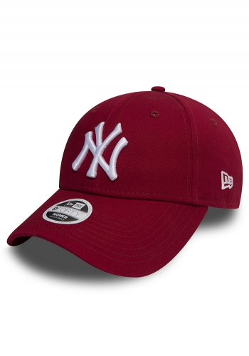 (w) Cap New Era Essential 9Forty NY
