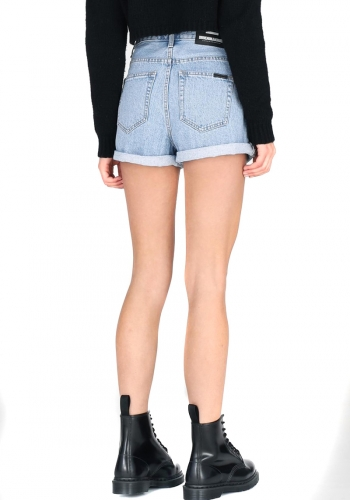 (w) Short Dr. Denim Jenn