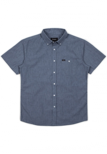 Hemd s/s Brixton Central